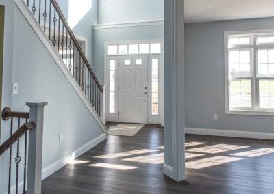 The White Oak Ironstone Homes