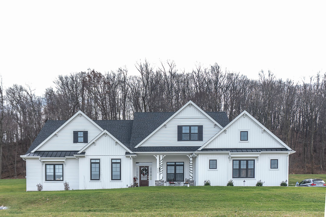 Iconic Homestead Ironstone Homes