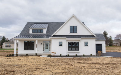 Spacious Modern Farmhouse